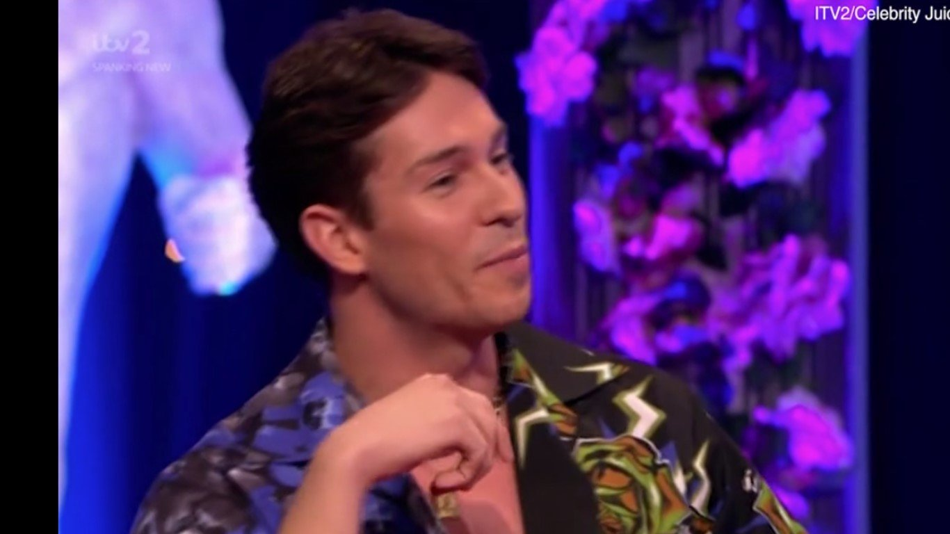 Joey Essex dumped by model girlfriend after partying with Rita Ora