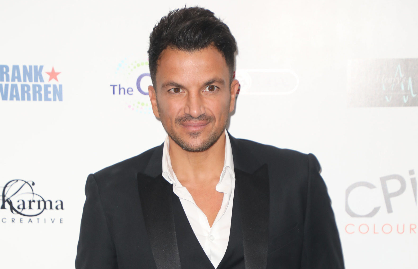 Peter Andre joins forces with Gary Barlow to perform lockdown duet