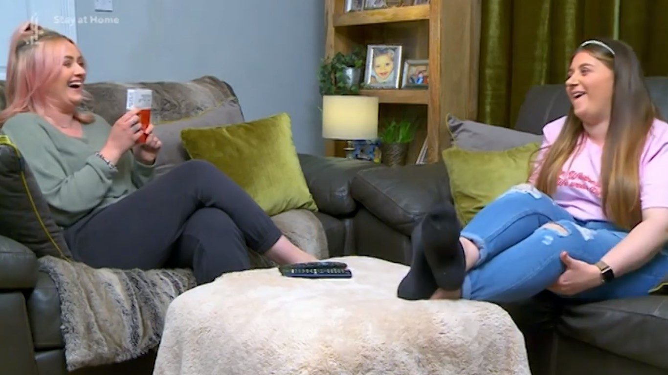 Gogglebox viewer contacts police accusing show of 'breaking' social distancing rules
