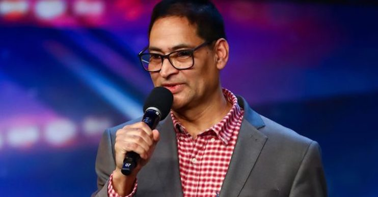 Bhim Niroula britains got talent (Credit: ITV)