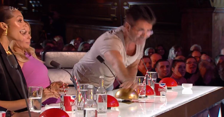 BGT viewers in tears over Simon Cowell's Golden Buzzer choice