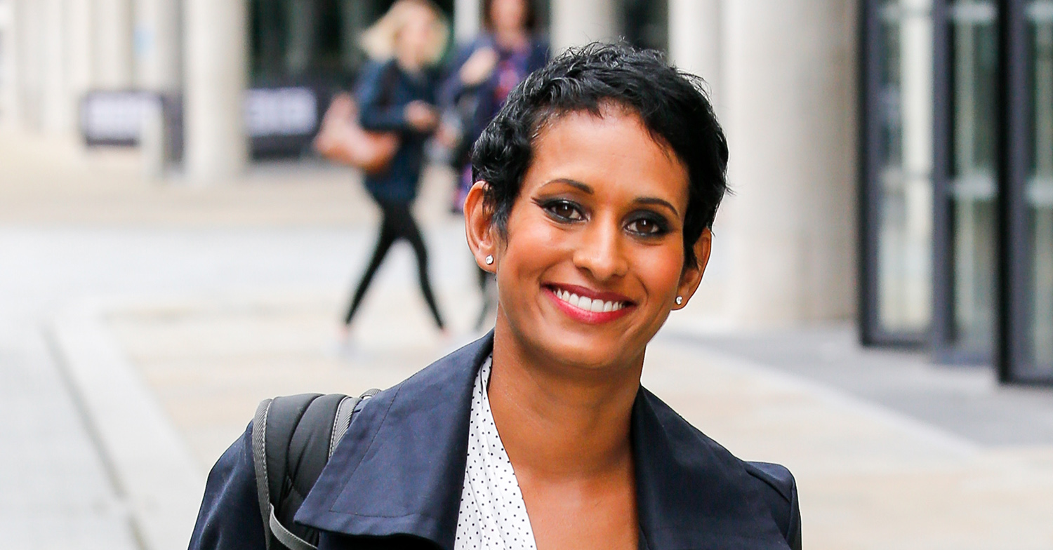 BBC Breakfast Naga Munchetty applauded by fans as she hits back at online troll