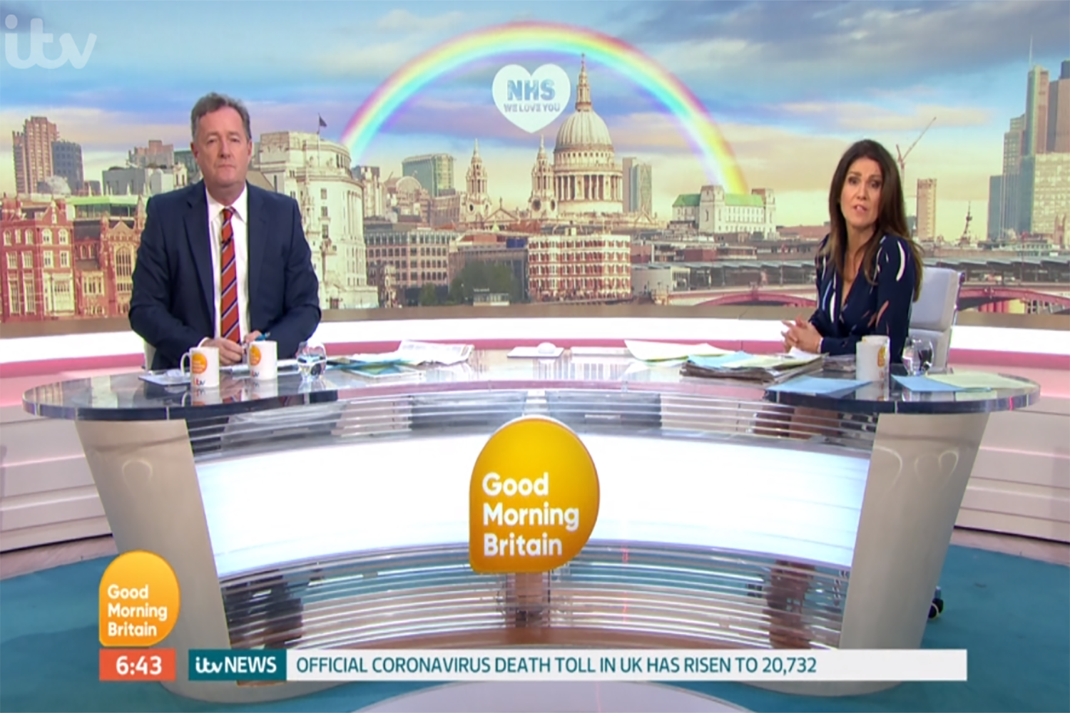 Piers Morgan pays emotional tribute to GMB guest Jack Reynolds who died aged 108
