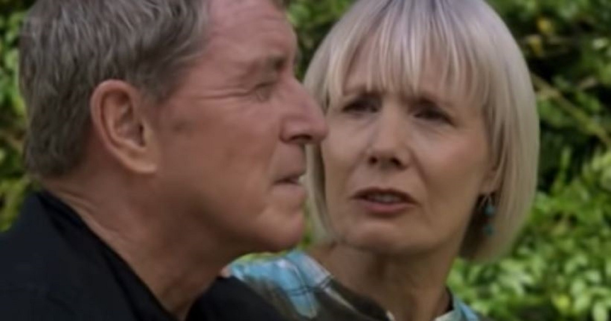 Midsomer Murders fans have a shocking theory about Tom Barnaby's wife Joyce after feasting on ITV3 repeats