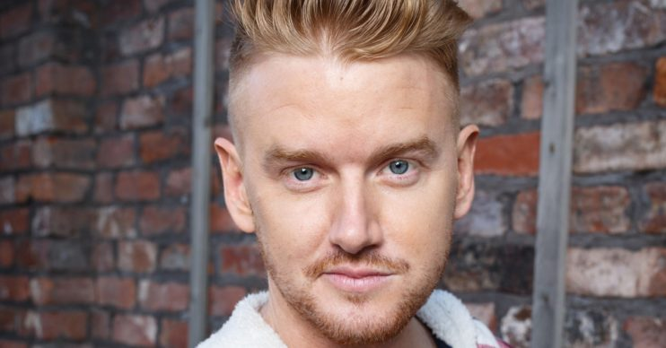 Coronation Street Gary Windass Credit: ITV