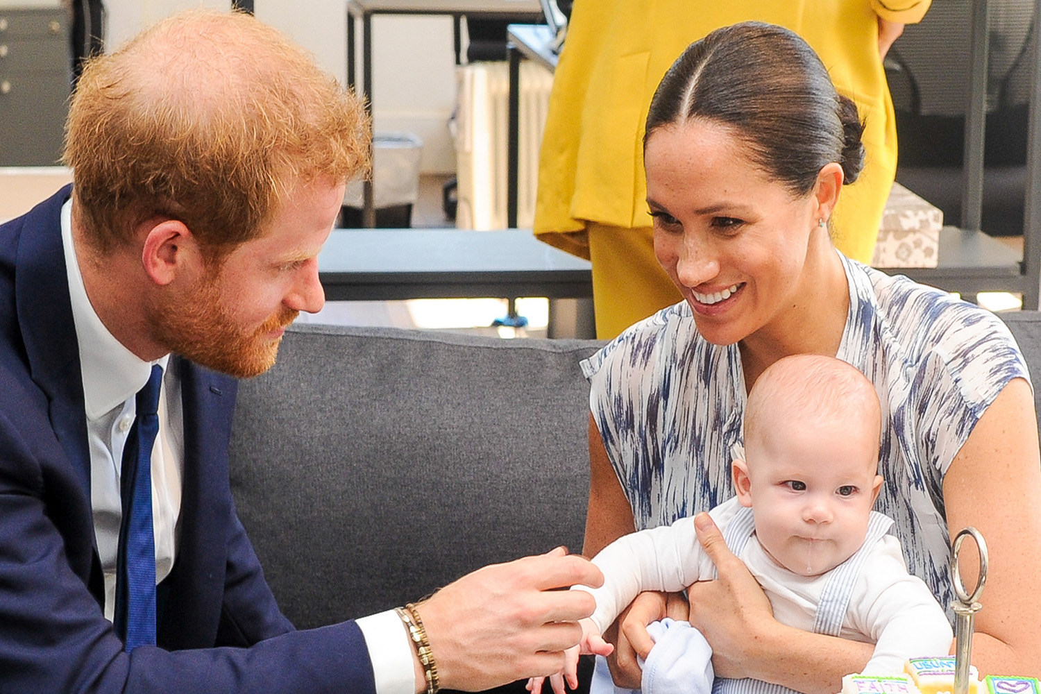 Harry and Meghan will release new photo of Archie to mark his first birthday