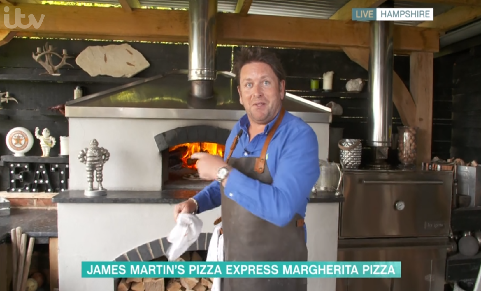 James Martin divides This Morning viewers with 'out of touch' recipe