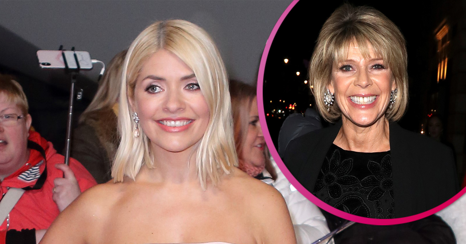 Fans convinced Holly Willoughby looks like Ruth Langsford in throwback photo