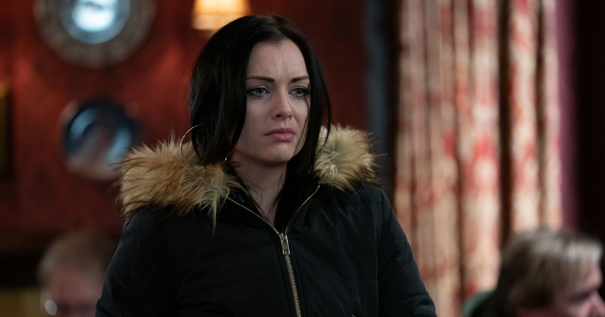 EastEnders viewers left confused by Whitney phone gaffe