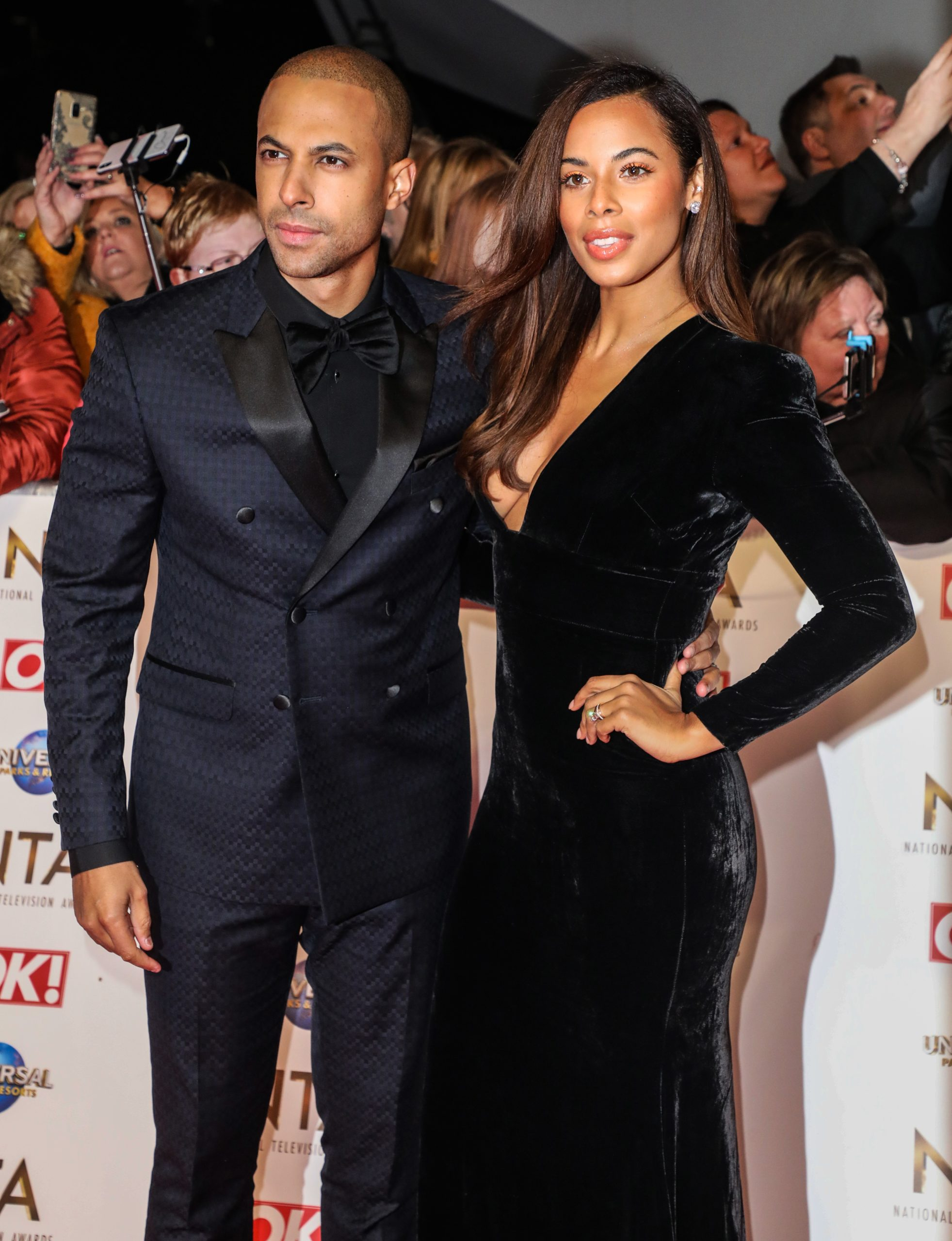 Marvin Rochelle Humes daughters