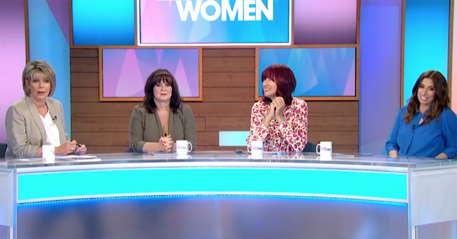 ITV announces Loose Women is returning after six weeks off air