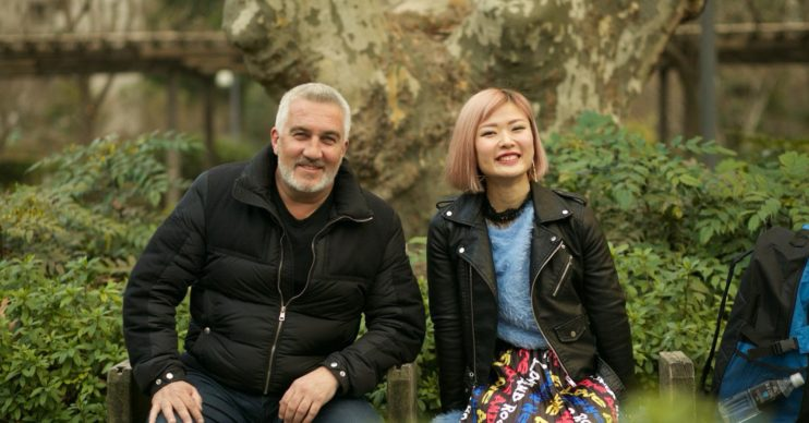 Paul Hollywood eats Japan Channel 4