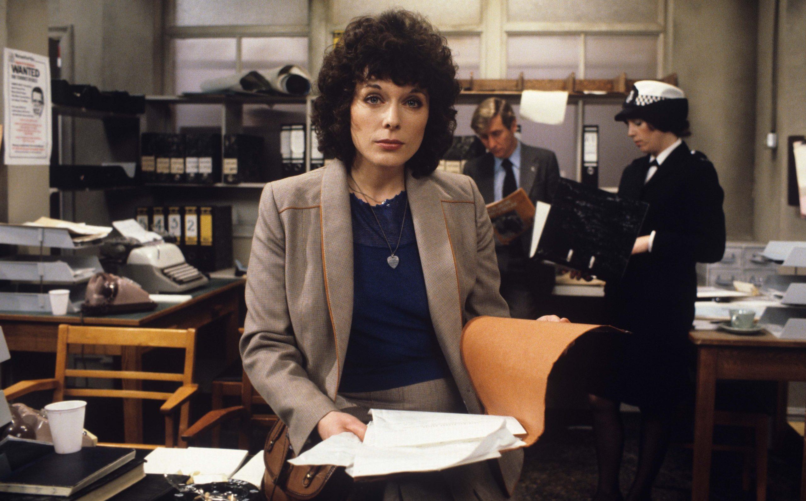 British actress Jill Gascoine dies aged 83