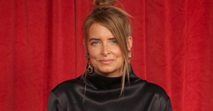 Emma Atkins Emmerdale SplashNews.com