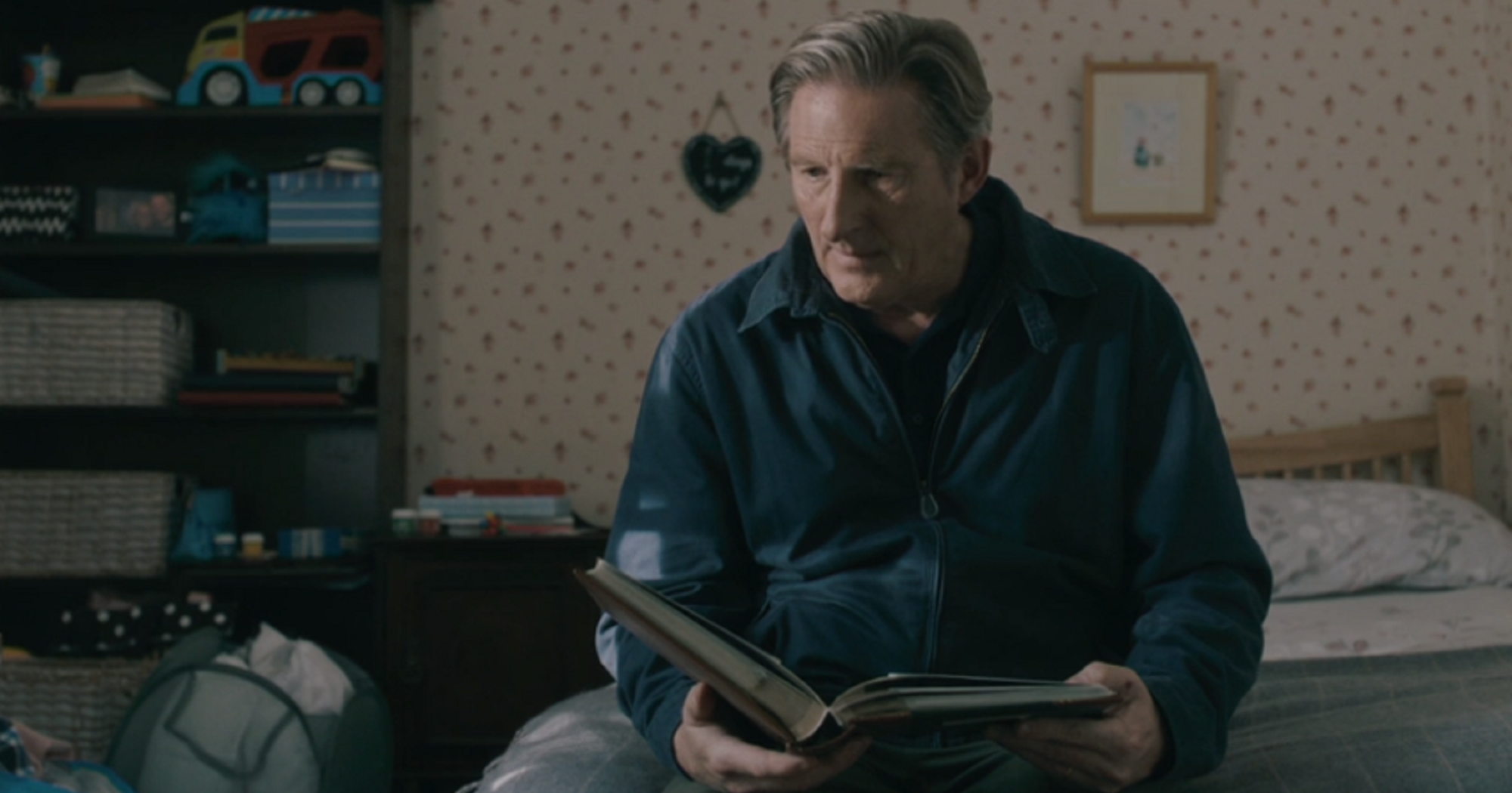 Blood: Viewers asking the same question about Adrian Dunbar's 'confusing' Channel 5 drama