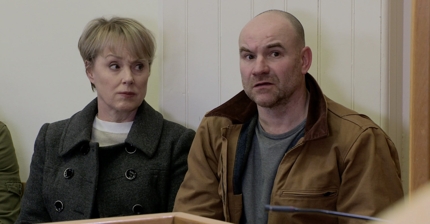 Coronation Street new fan theory suggests Tim's mum will expose abusive Geoff