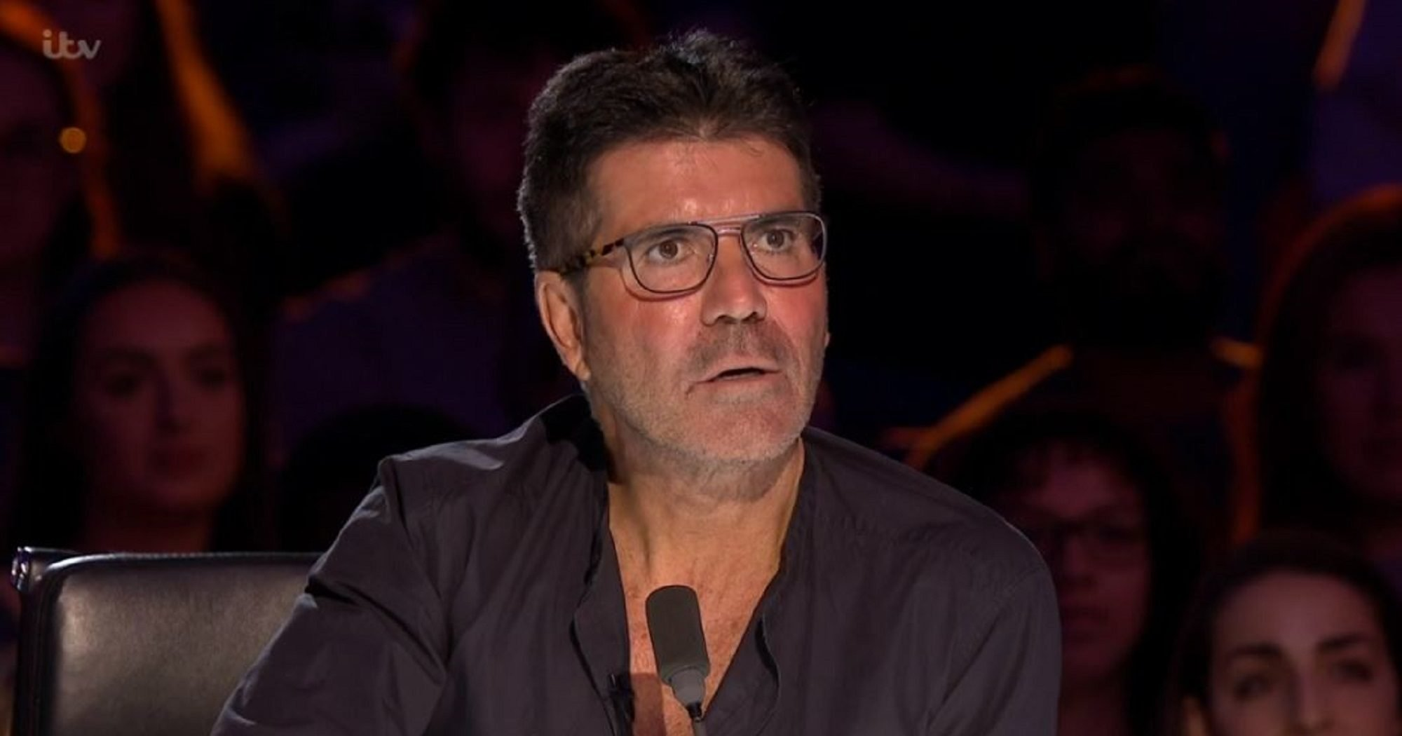 BGT fans left baffled by Simon Cowell's signature
