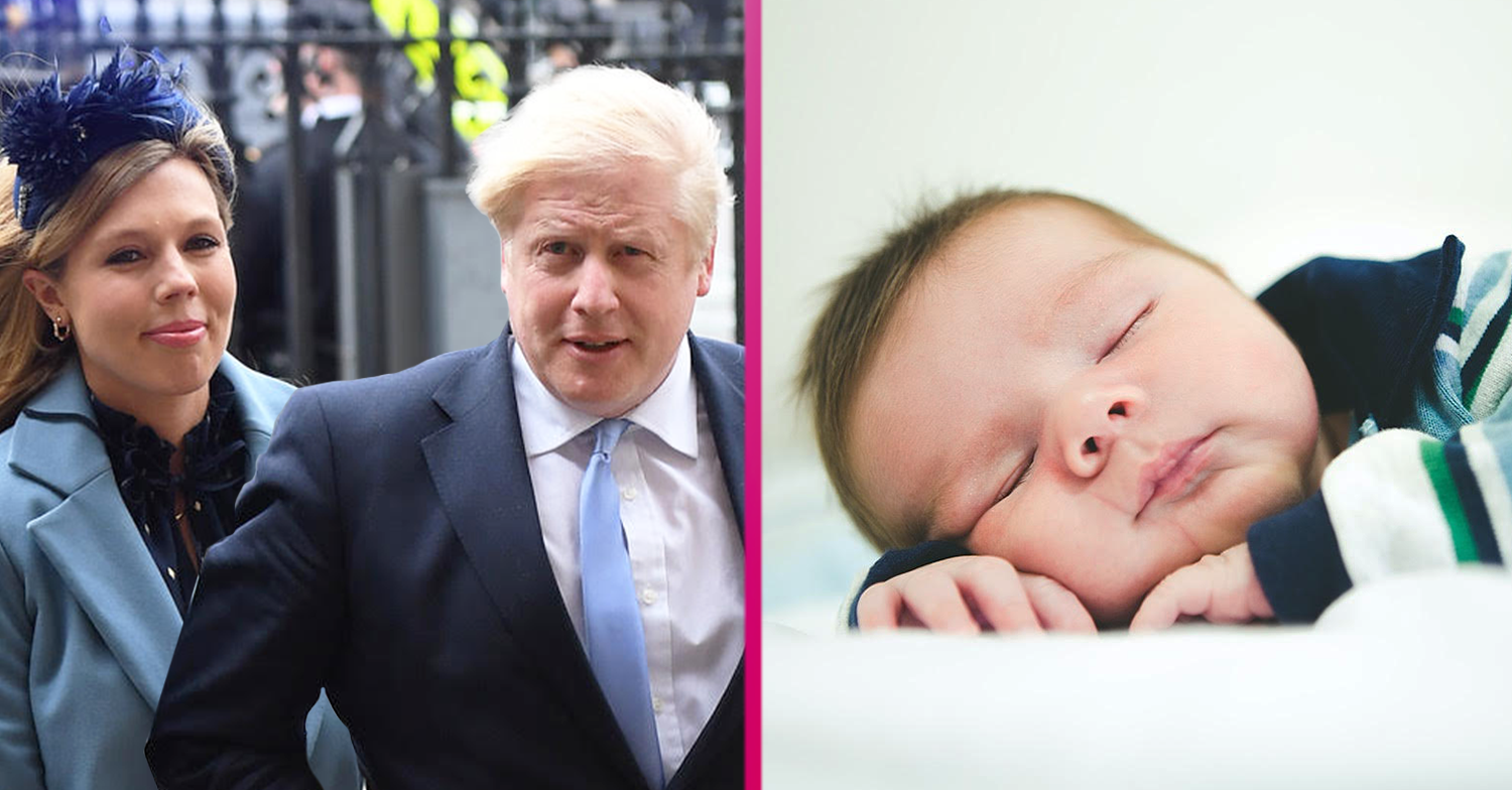 Speculation rises about the name of Boris and Carrie's baby boy as the top baby names of 2020 are revealed