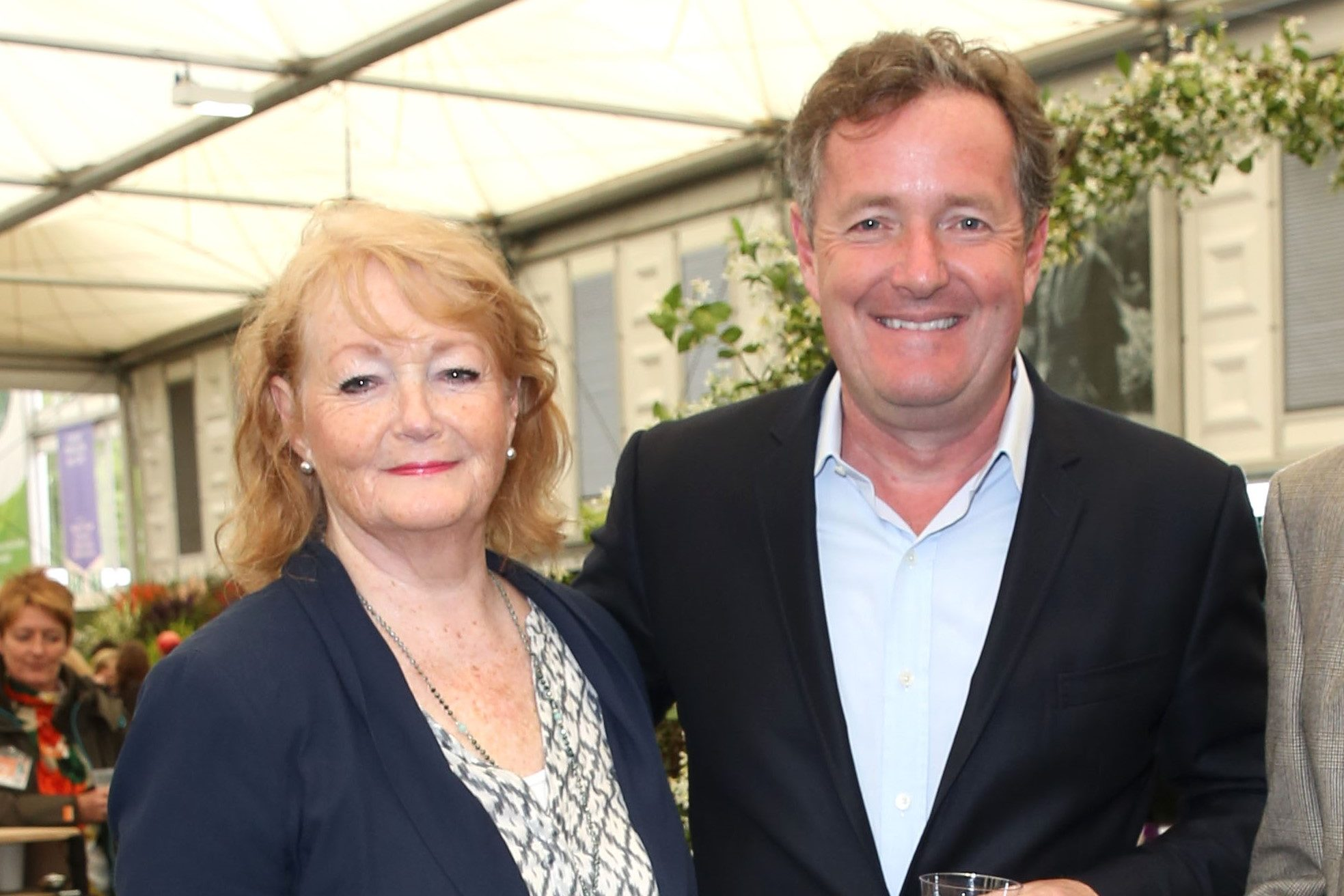 Piers Morgan's mum hits back at Lord Alan Sugar for calling him 'utter disgrace' and 'bully'