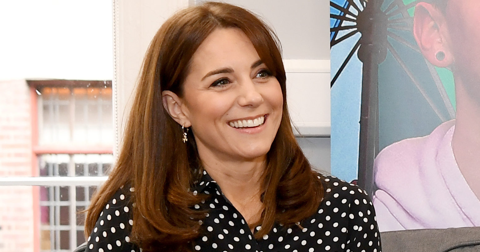 The Duchess of Cambridge uses a 'secret trick' to ensure she never has a wardrobe malfunction