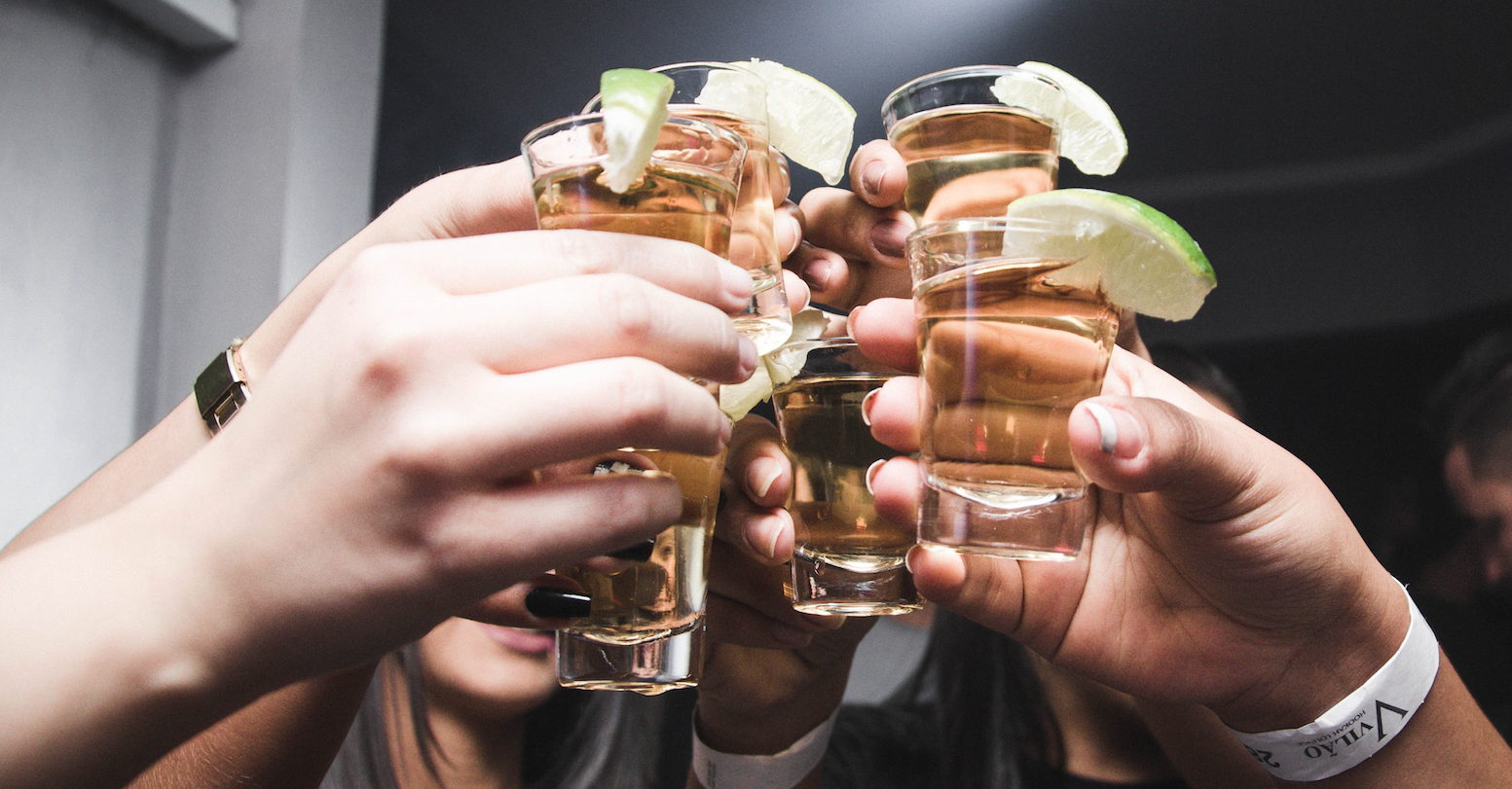 Bored Brits devise new 'coronavirus shots' drinking game to play during lockdown