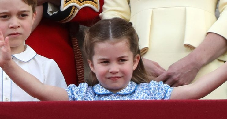 Princess Charlotte's birthday