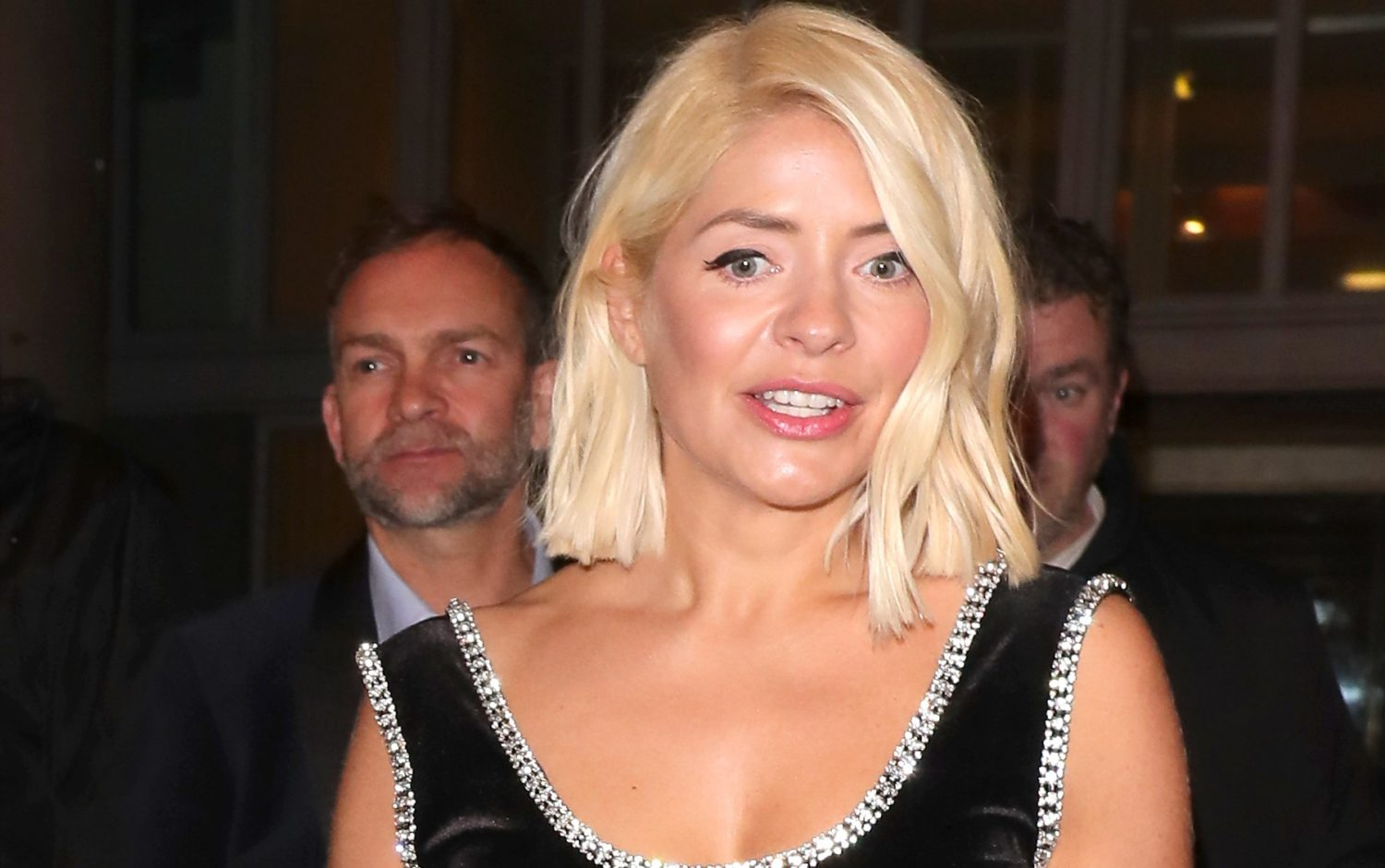 Holly Willoughby shares cute wedding anniversary pic of her parents
