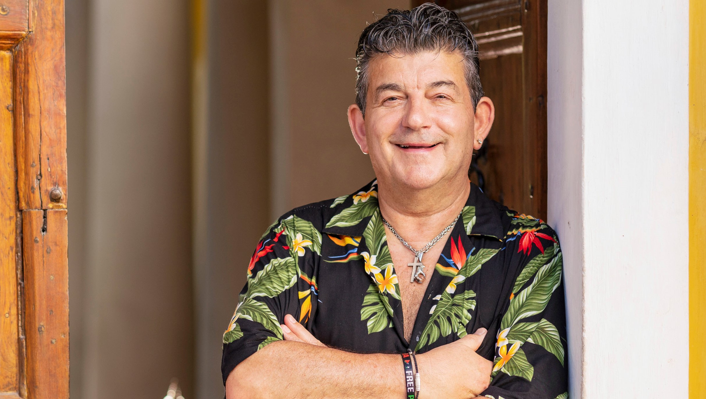 The Real Marigold Hotel fans shocked that EastEnders actor John Altman is 68