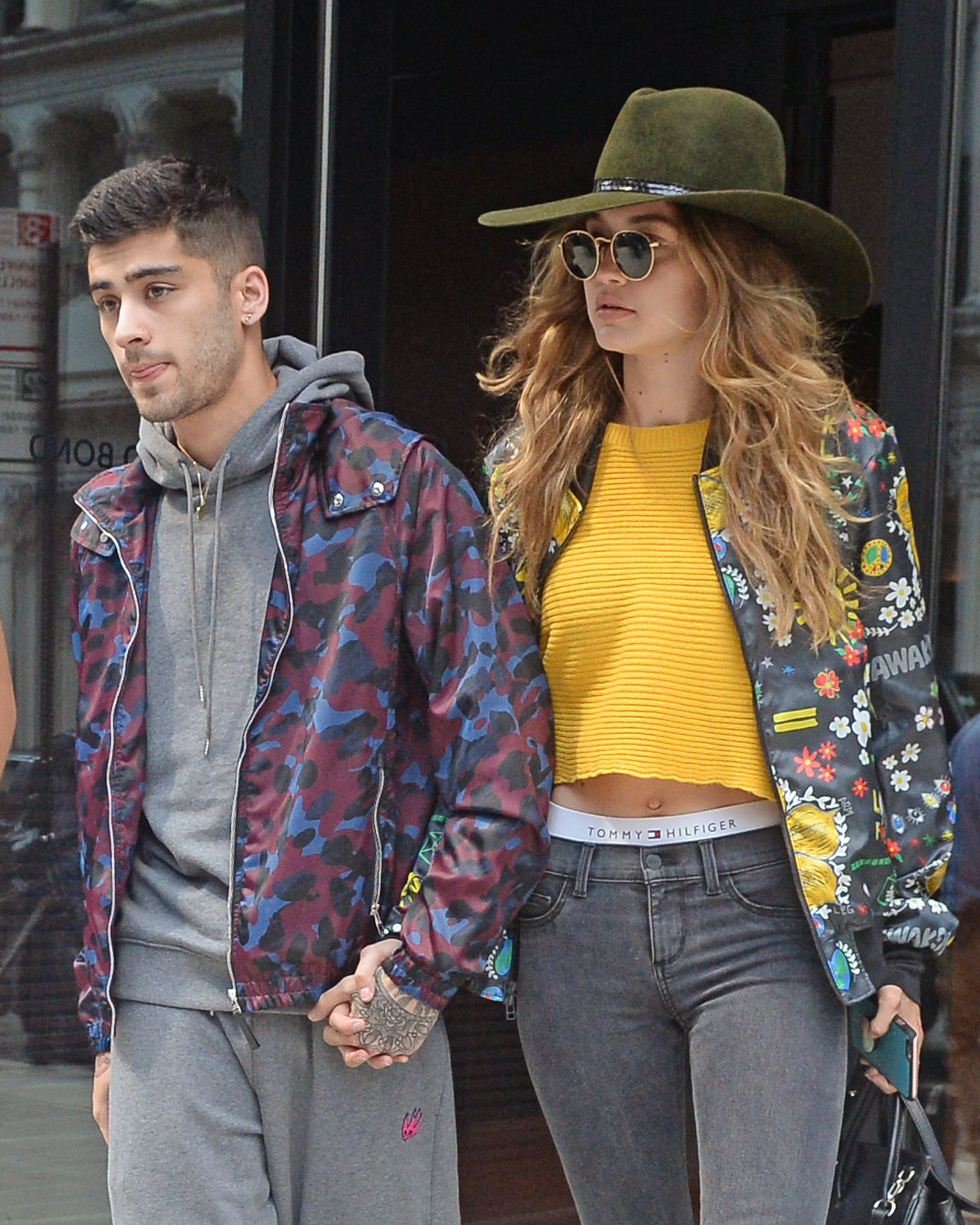 Zayn Malik is expecting his first child with girlfriend ...