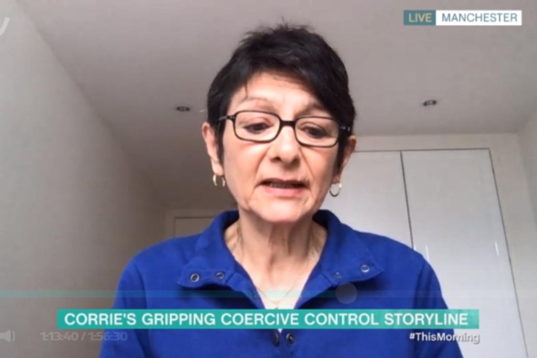 Coronation Street's Shelley King admits Geoff and Yasmeen ending may change