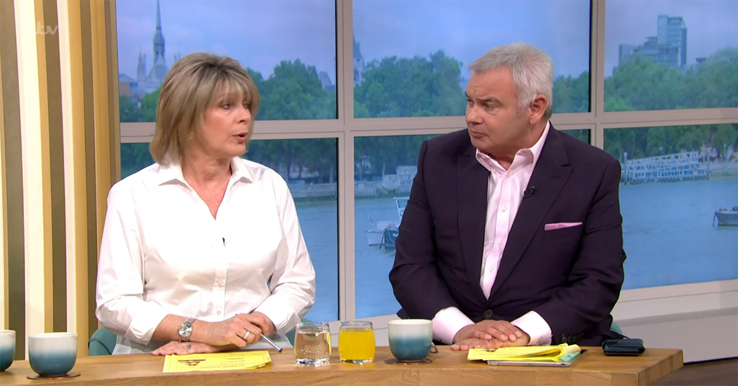 Ruth Langsford and Eamonn Holmes to interview Meghan and Harry, claims psychic