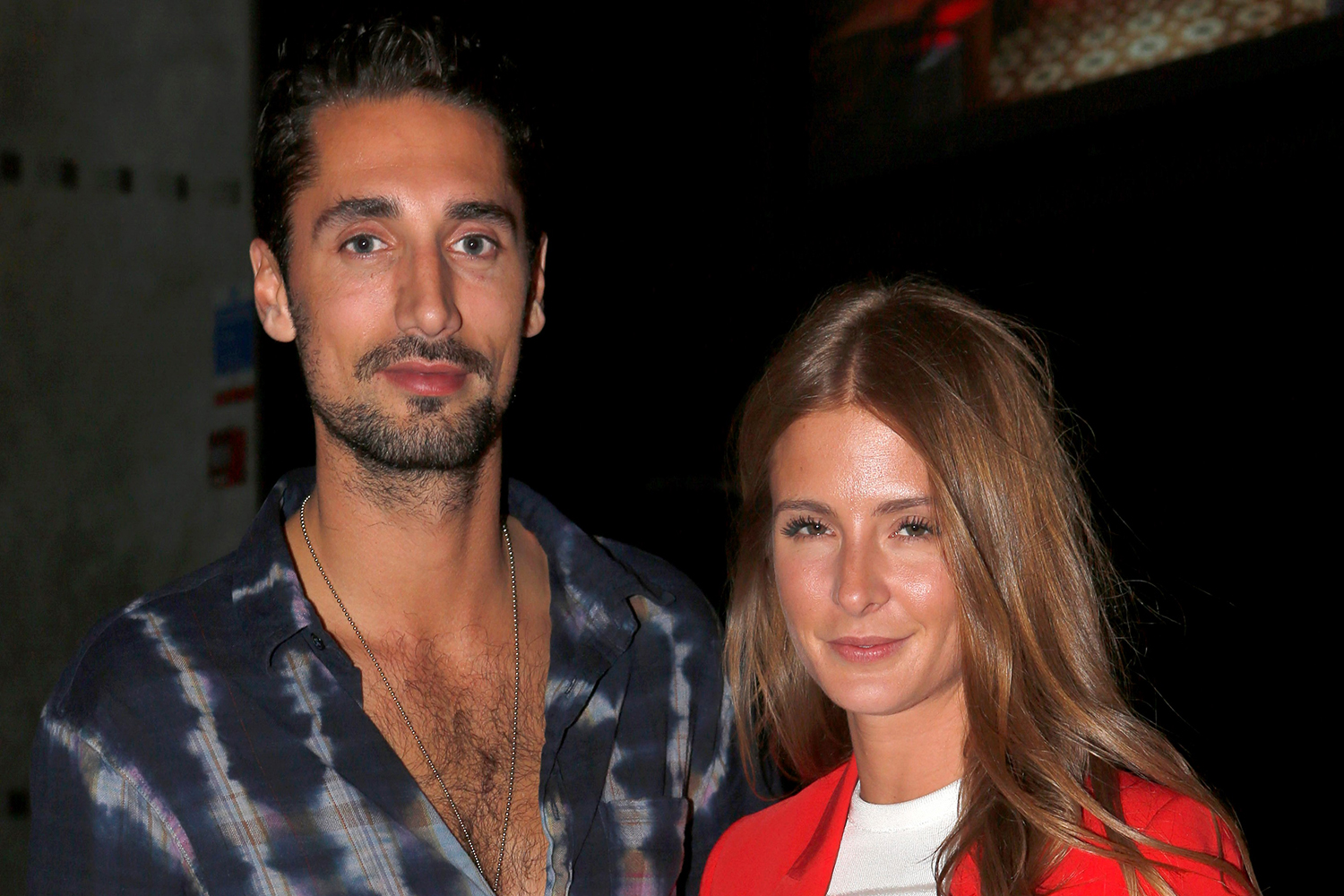 Hugo Taylor and Millie Mackintosh announce birth of first child