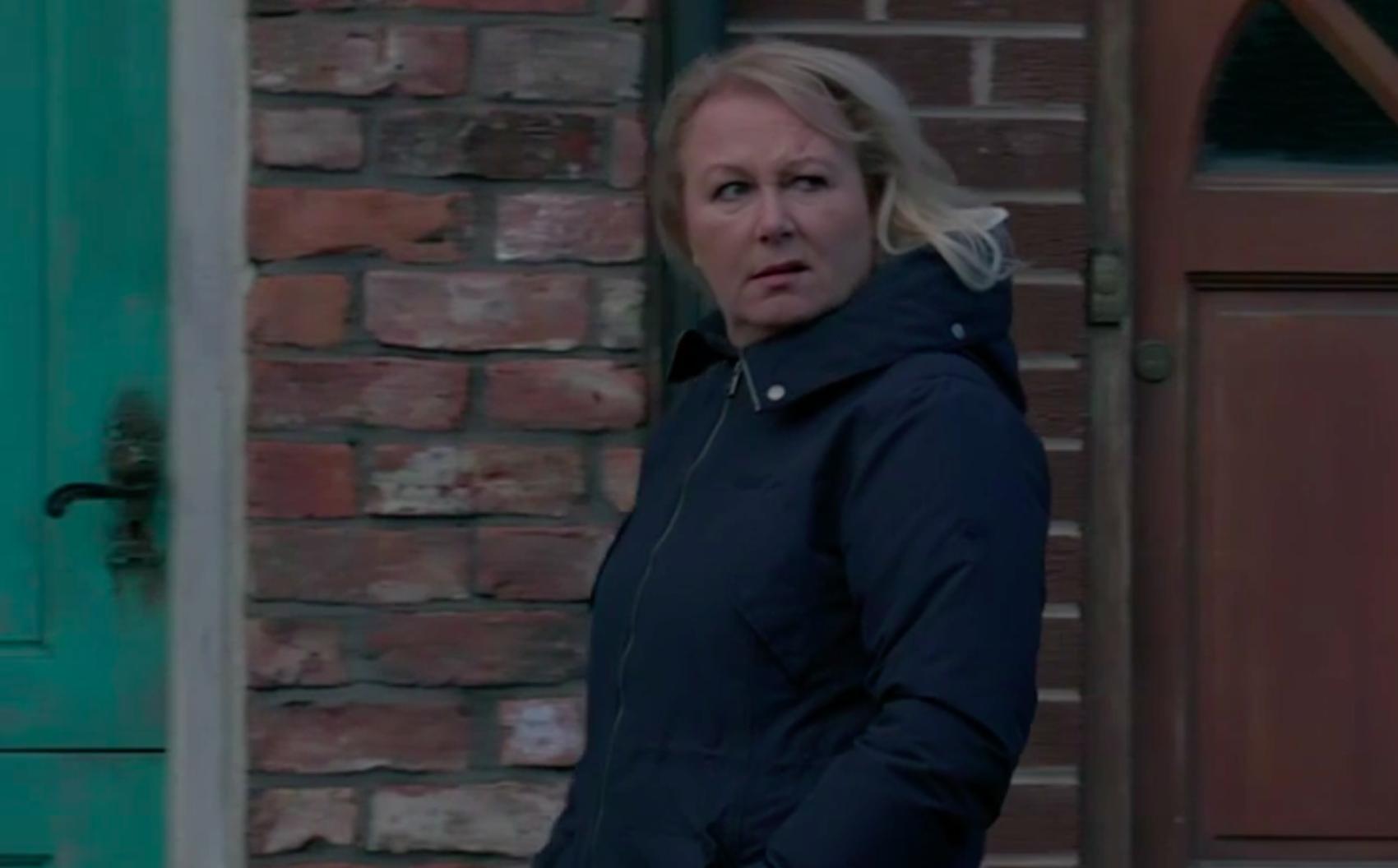 Coronation Street fans furious as Eileen ignores Geoff abusing Yasmeen