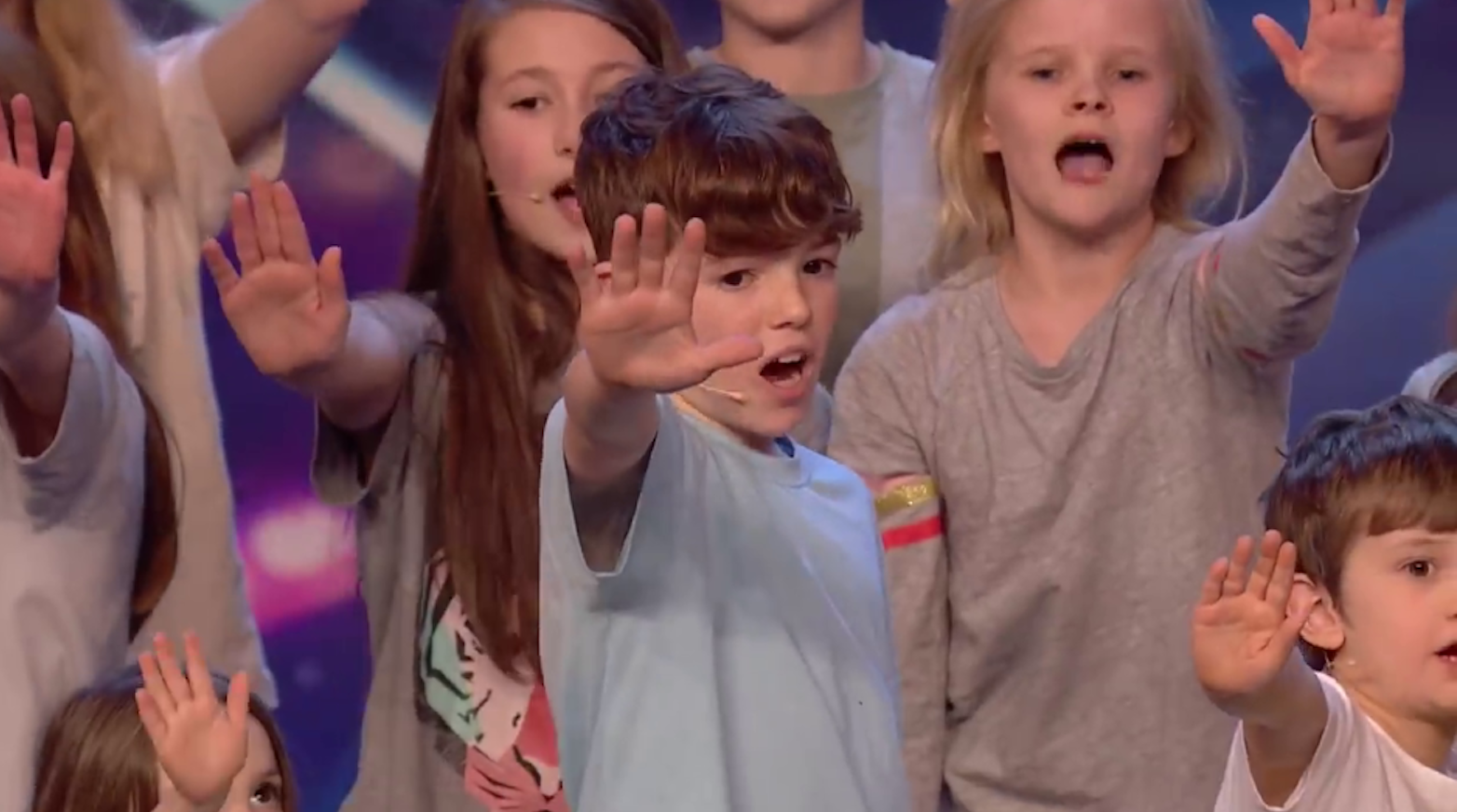 BGT choir SOS From The Kids release new single for heartbreaking reason that'll move you to tears