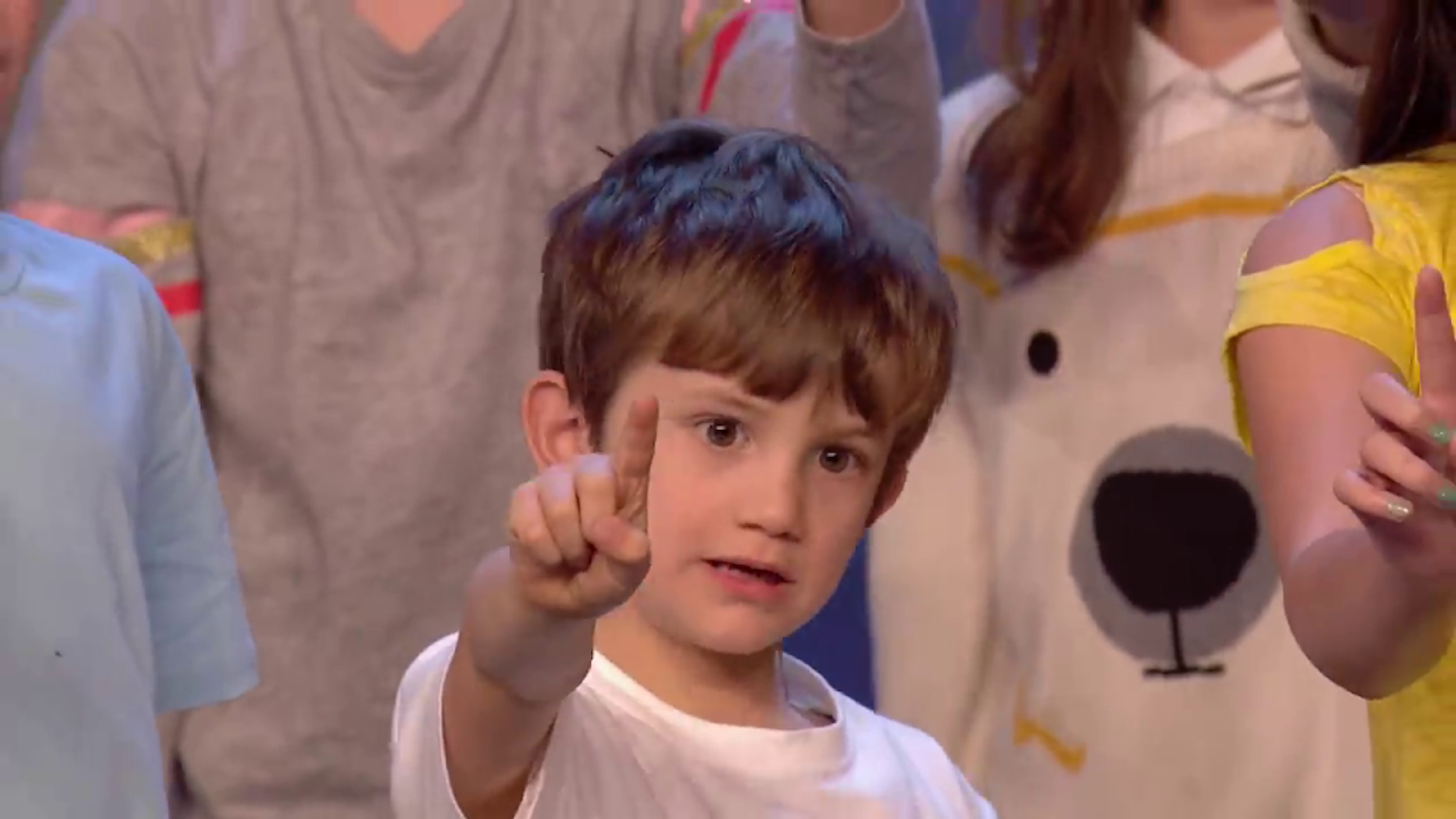 SOS From The Kids (Credit: ITV)