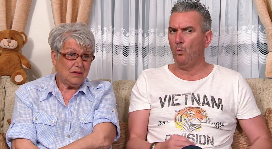 Gogglebox's Lee and Jenny leave caravan for the first time in six weeks