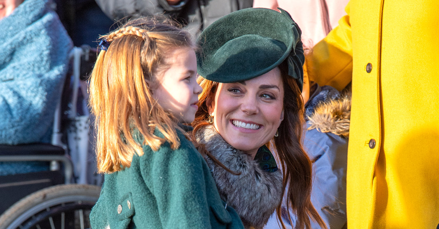 Kate Middleton shares sweet new photo of Princess Charlotte on her fifth birthday