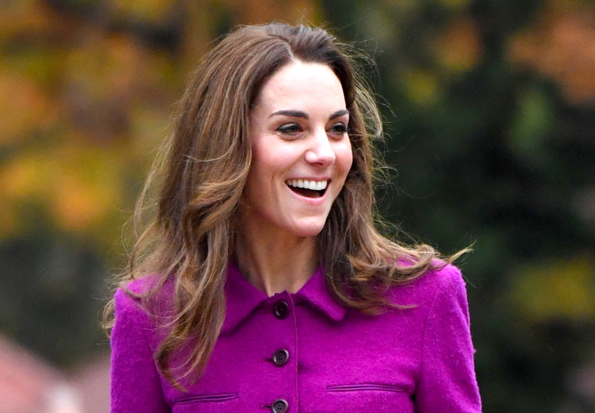 Kate Middleton shows off glowing tan and causal look in lockdown video