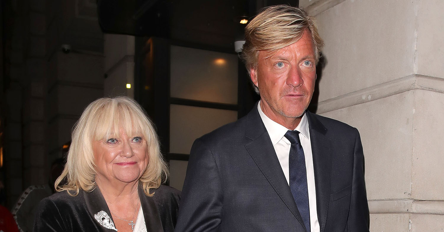 Richard Madeley slams 'profoundly unfair' quarantine rules for the over-70s