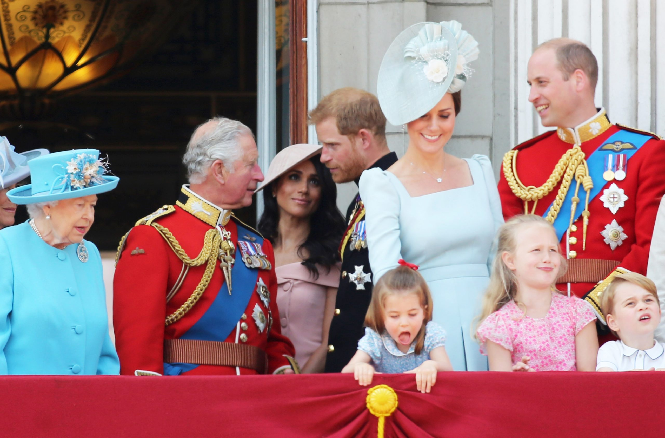 Kate, William, Meghan and Harry to reunite courtesy of Archie