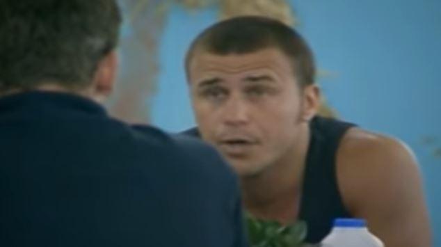 Craig on Big Brother