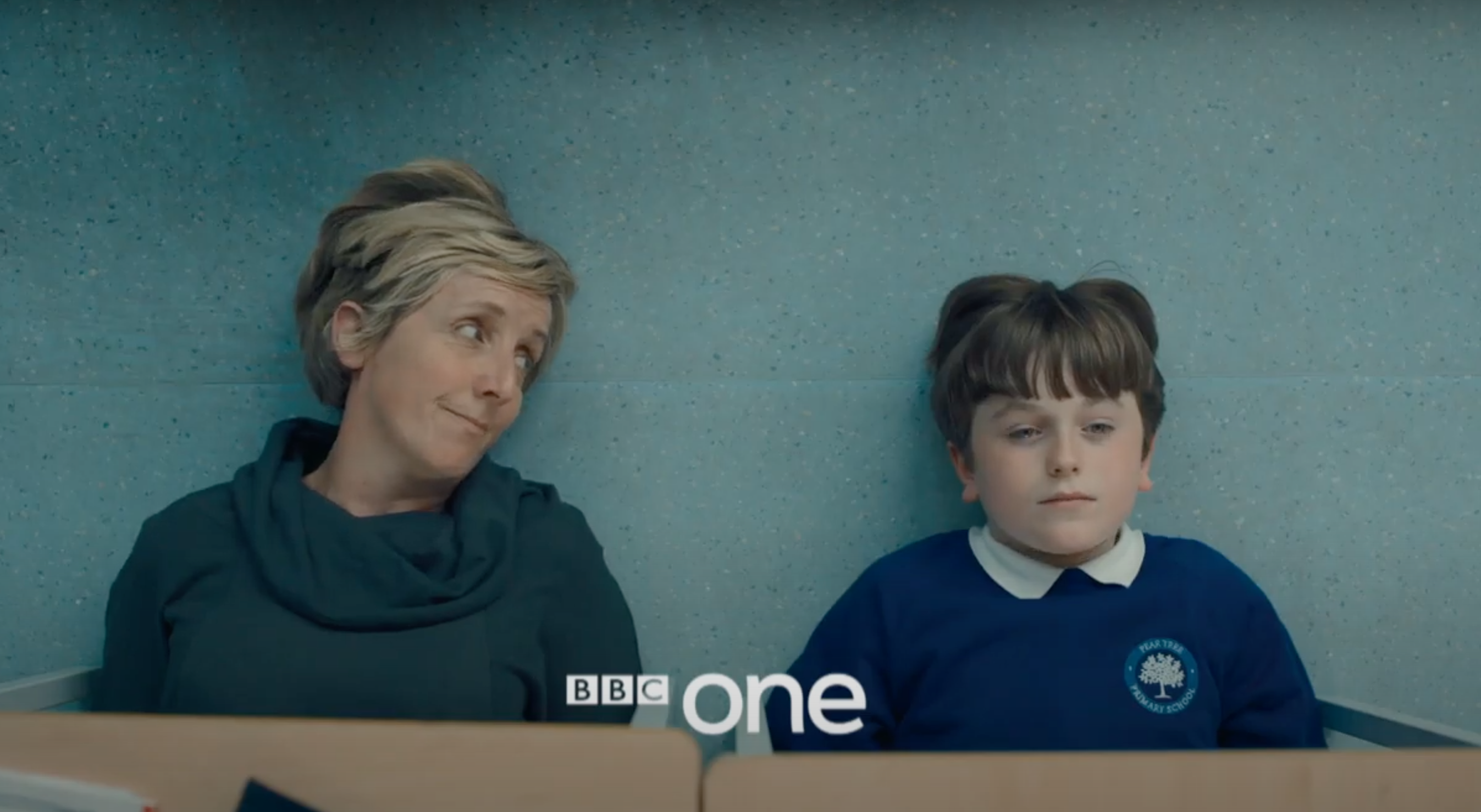 Does Max Vento have autism The A Word (Credit: BBC)