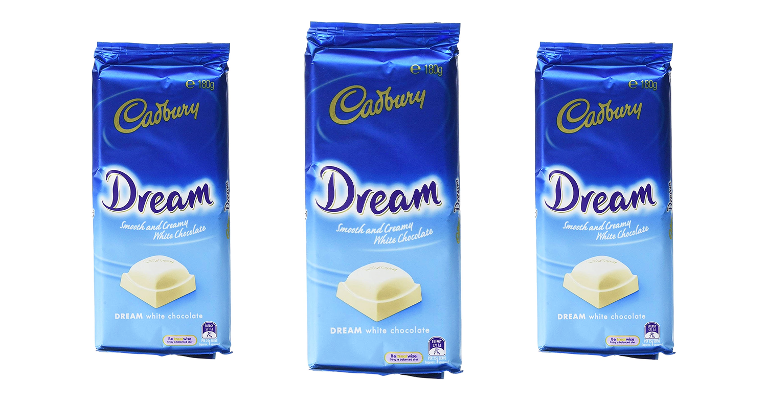 Cadbury fans thrilled as Dream bar makes a comeback – but for a limited time only!