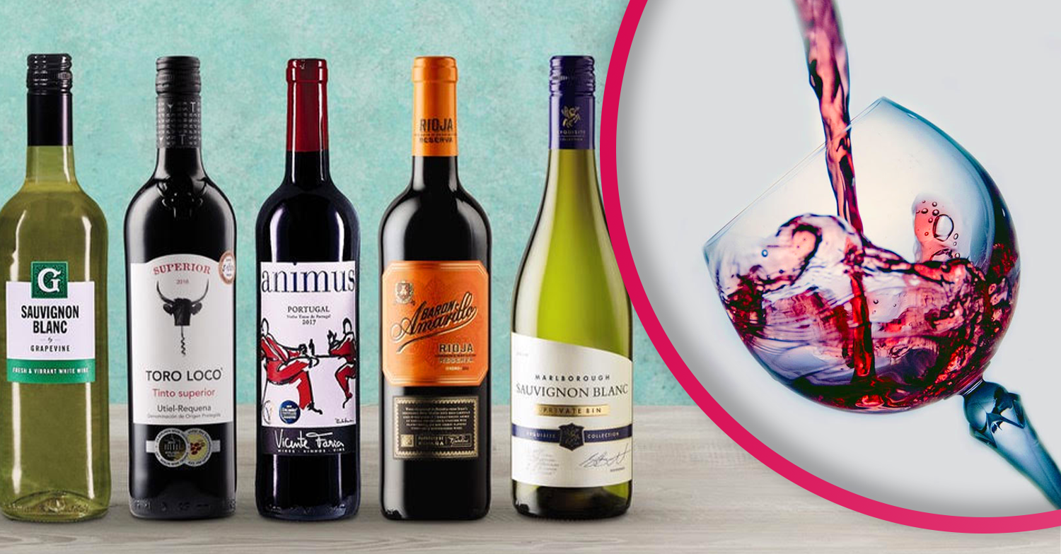 Supermarket Aldi is recruiting Brits to taste test its wine range FOR FREE