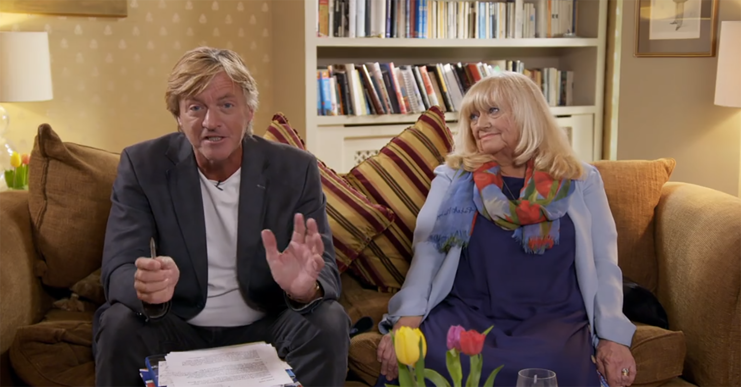 Viewers rejoice as Richard and Judy make TV return in new Channel 4 show