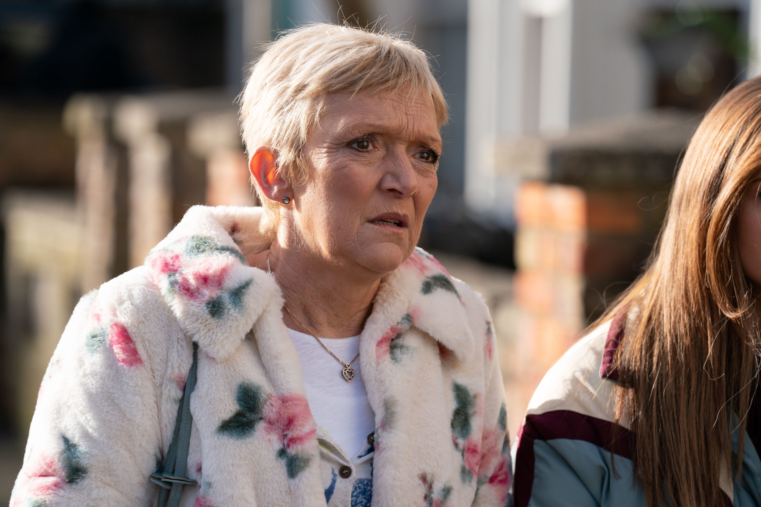 EastEnders fans fear Jean has dementia after she calls Whitney 'Stacey'
