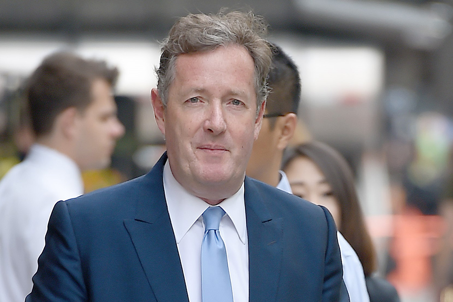 Piers Morgan hits back at criticism over coronavirus test