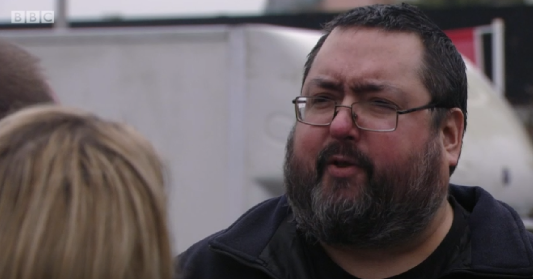 The Office fans go wild as Keith actor Ewen MacIntosh makes EastEnders cameo