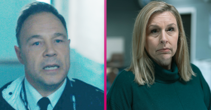 Stephen Graham and wife Hannah Walters in Time