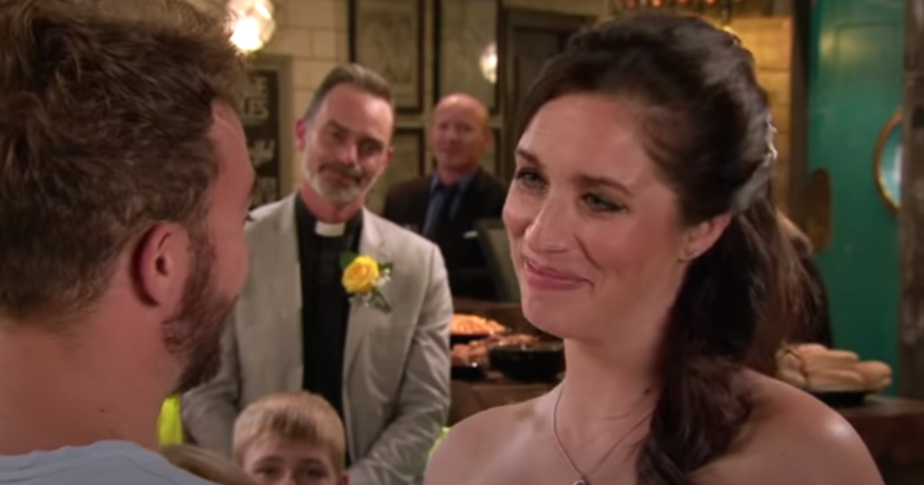 Coronation Street boss teases huge second wedding storyline for David and Shona